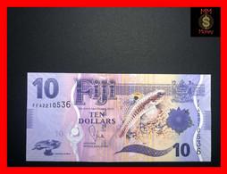 FIJI 10 $   2012  P. 116  UNC - Fiji