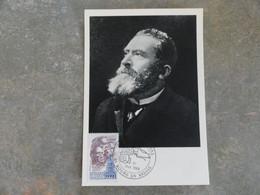 CARTE MAXIMUM CARD DE JEAN JAURES  FRANCE - Andere