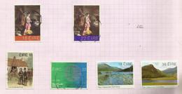 Irlande N°461 à 464 Cote 4.50 Euros (458, 459 Offerts) - Usati