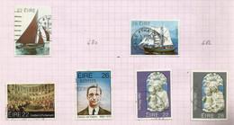 Irlande N°479, 481, 483 à 486 Cote 5.75 Euros - Usati