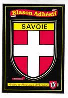 AUTOCOLLANT STICKER - BLASON ADHÉSIF SAVOIE - VILLES ET PROVINCES DE France - Stickers