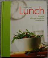 Lunch / Schnelle Mittags-Snacks Für Eine Person  -  Hölker-Verlag - Food & Drinks