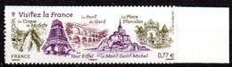 France Auto Adhésifs N° 713 Neuf XX MNH  Cote : 7,00€ - Luchtpost