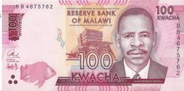 MALAWI - 100 Kwacha 2016 UNC - Malawi