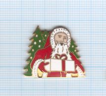 Pin's Père Noël - Natale