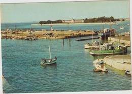 Loire Atlantique : LE  CROISIC : Vues  Port , Au Fond  Pen-bron - Le Croisic