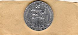 Monnaies De La Nouvelle-Calédonie 5 Francs 1994 Aluminium En SPL+ - New Caledonia