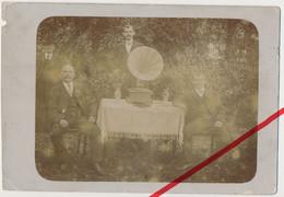 Original Foto - Ca. 1905 - Grammophon Gramophone - Fotografie