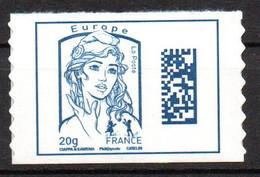 France Auto Adhésifs N° 1176 Neuf XX MNH  Cote : 10,00€ - Luchtpost