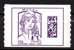France Auto Adhésifs N° 1177 Neuf XX MNH  Cote : 10,00€ - Luchtpost