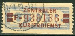 DDR ZKD 21-F O - Oficial