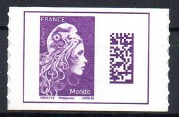 France Auto Adhésifs N° 1604 Neuf XX MNH  Cote : 11,00€ - Luchtpost