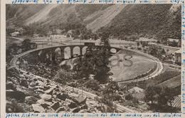 Switzerland - Italy - Kehre Der Bernina Bahn - Brusio Railway - Structures