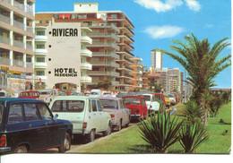 Spagna, Gandía, Paseo Neptuno - Viaggiata Per La Francia (1988) - Non Classés