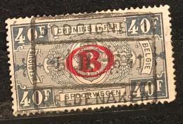 TR234 Gestempeld JODOIGNE GELDENAKEN - 1923-1941