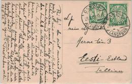 Danzig Langfuhr 1928 > Eesti - Dantzig