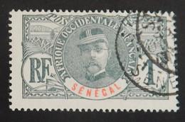 "SENEGAL YT 30 OBLITERE ""GENERAL FAIDHERBE"" ANNÉE 1906 - Usati"