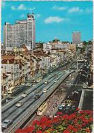 Bruxelles Vue Sur Le Viaduc Et Les Boulevards - Unclassified