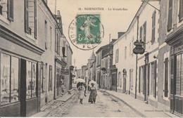 85 - NOIRMOUTIER - La Grande Rue - Noirmoutier