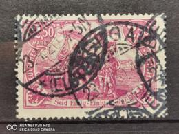 Deutsche Reich Mi-Nr. 115 E Gestempelt Geprüft - Gebraucht