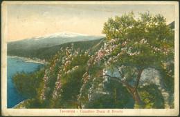 Taormina - Giardino Duca Di Bronte - Altre Città