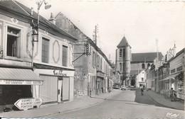 Gouvieux (60 - Oise) Rue Corbier Thiebaut - Tampon Des Guides De France - Scouts - Caravelle Charles De Foucauld En 1965 - Gouvieux
