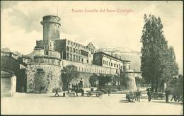 Trento - Castelle Del Buon Consiglio - Trento