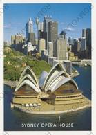 CARTOLINA  SIDNEY,NEW SOUTH WALES,AUSTRALIA,OPERA HOUSE,VIAGGIATA 2005 - Sydney