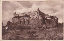 ESPERANTO. SLOVAQUIE. ZVOLEN, CHATEAU FORT. CARTE POSTALE. CIRCULEE 1921.- LILHU - Esperanto
