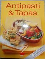 Antipasti & Tapas  -  (Verlag Zabert Sandmann GmbH) - Food & Drinks