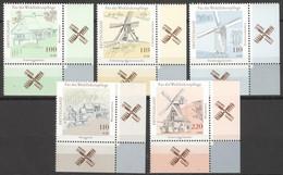BRD 1948/52 Eckrand ** Postfrisch - Nuovi