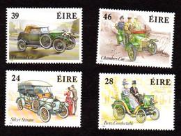 IRLANDE - EIRE - IRLAND - 1989 - VOITURES - CARS - AUTOS - Chamber - Thomond - Benz - Silver Stream - Voitures