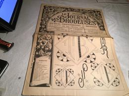 Le Journal Des Broderies Brodeuse Journal Professionnel Des Broderies Lyon 1952 - Andere