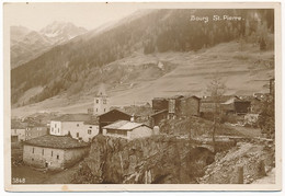 XCH.a.122.  Bourg St. Pierre - VS Valais