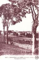 Monistrol Sur Loire - Paysage Sur La Ville - Monistrol Sur Loire