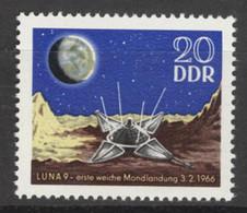 DDR 1168 ** Postfrisch - Nuevos
