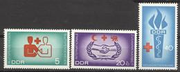 DDR 1207/09 ** Postfrisch - Nuevos