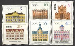 DDR 1245/50 ** Postfrisch - Nuevos