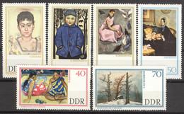 DDR 1262/67 ** Postfrisch - Nuevos