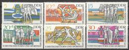 DDR 1483/88 ** Postfrisch - Nuevos