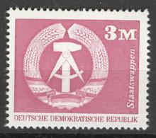 DDR 1967 ** Postfrisch - Unused Stamps