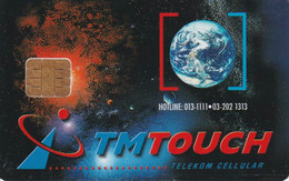 TM Touch GSM SIM Mint Rare - Maleisië