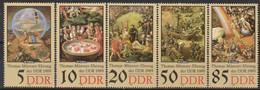 DDR 3269/73 ** Postfrisch - Nuevos