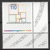 BRD 2005 Eckrand ** Postfrisch - Nuovi