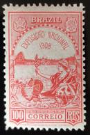 C 7 Brazil Stamp National Exposition Rio De Janeiro 1908 1 - Unused Stamps