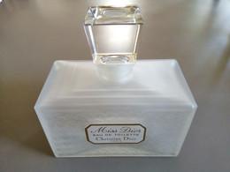 Flacon Bouteille Carafe Eau De Toilette Miss Dior 1000ml Vide - Bottles (empty)