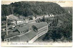89200 AVALLON - Lot De 2 CPA - Voir Détails Dans La Description - Avallon