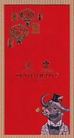 CC Chinese New Year 2021 'PENHALIGONS' YEAR Of The OX CHINOIS Red Pockets CNY RARE!!! - Modern (from 1961)