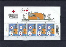 N°F3747 Red Cross Pltn°2 MNH ** POSTFRIS ZONDER SCHARNIER SUPERBE - Unused Stamps