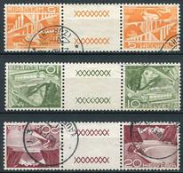 Schweiz Nr.K17/9        O   Used       (1669) - Se-Tenant
